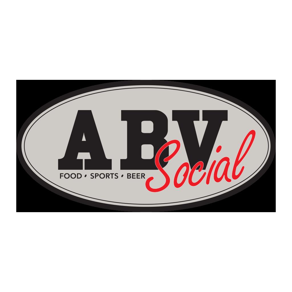abv social menu design graphic design elm street design